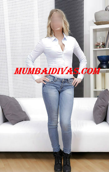 Kristy Allen Russian Escort Girl in Mumbai
